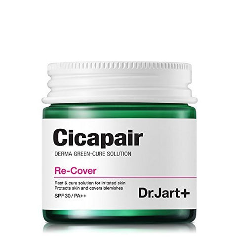 Dr. Jart+ Cicapair Derma Green-Cure Solution Recover Cream