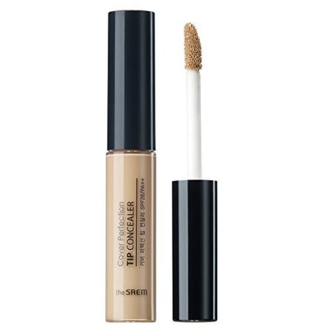 The Saem Cover Perfection Tip Concealer SPF28