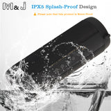 M&J™ Wireless Best Waterproof Portable Bluetooth Speaker - Anime Fuse