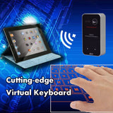 Wireless Bluetooth Virtual Laser Keyboard for Smart Phone & Tablet - Anime Fuse