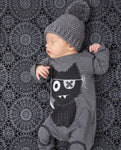 Baby Boy Long Sleeve Rompers - Anime Fuse