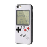 Tetris Gameboy iPhone Case - Compatible for iPhone 6 6s 7 8 6 Plus 6s Plus 7 Plus 8 Plus iPhone X - Anime Fuse