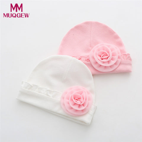 Soft Flower Beanie - Anime Fuse