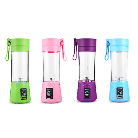 USB Charging Multipurpose Portable Small Juicer - Anime Fuse