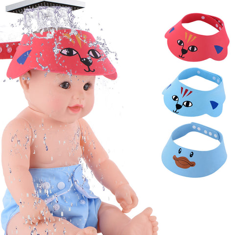 Baby Shower Hat Visor Eye Protection - Anime Fuse