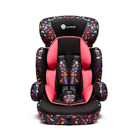 Baaobaab™  3-in-1 Safety Car Seats (9 Months - 12 Years Old) - Anime Fuse