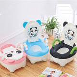 Panda Potty Train Toilet - Anime Fuse