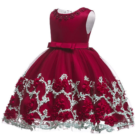 Beautiful Lace Dresses (6-24M) - Anime Fuse