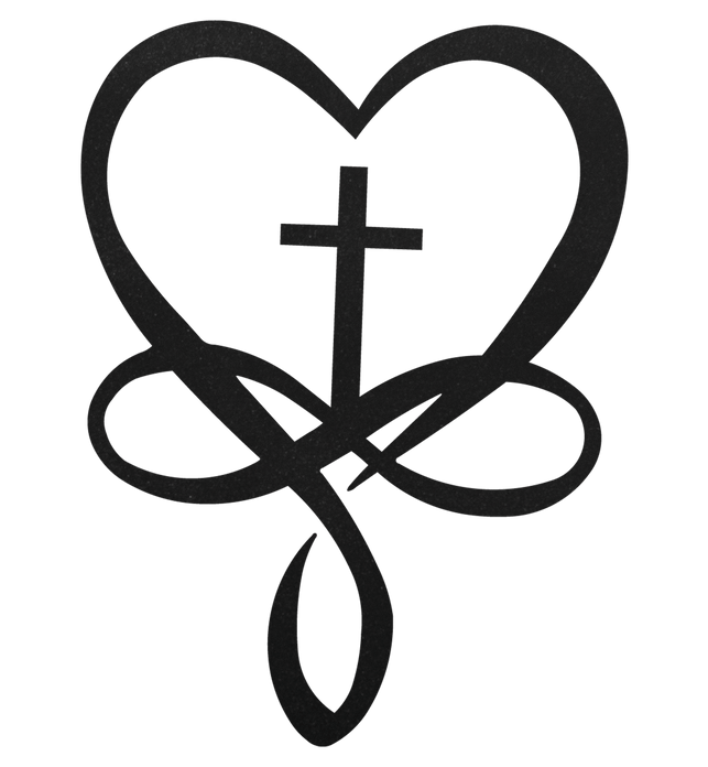Gods Love Infinity Sign