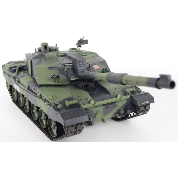 1:16 British Challenger 2 RC Tank - Camo Version - Epicstuff.co.uk