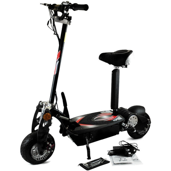 Zipper Electric Scooter 800W With Suspension - Epicstuff.co.uk