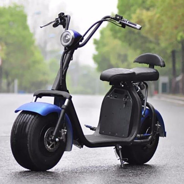 Citycoco 2000w Big Wheel Electric Scooter - 5 colours - Now in stock! - Epicstuff.co.uk