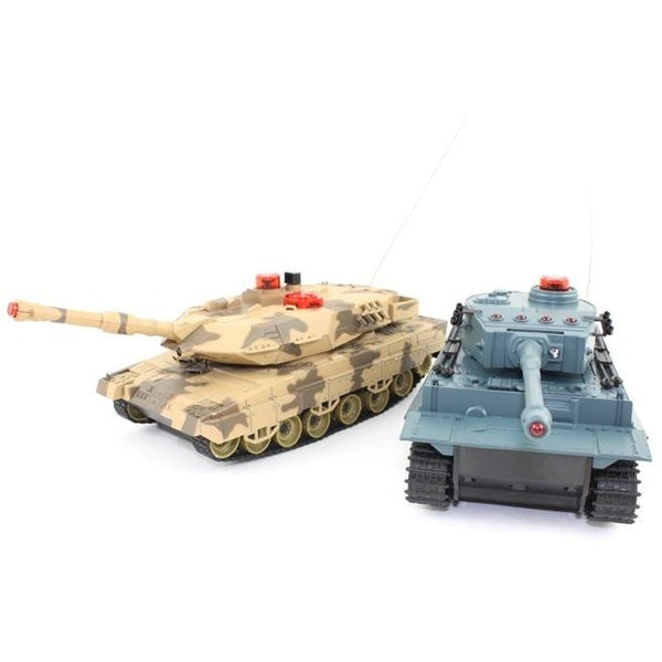 Fighting Infra Red Tanks - Pair - Epicstuff.co.uk