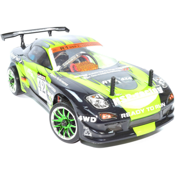 Flying Fish 2 Mazda RXT Electric Drift Radio Controlled Cars - 2.4GHz - Epicstuff.co.uk