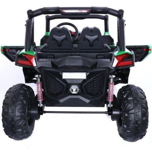 Renegade UTV-MX Buggy Style 12V 2WD Child's Electric Ride-On - Green - Epicstuff.co.uk
