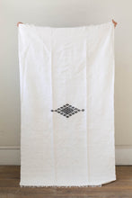 Riad Blanket - White