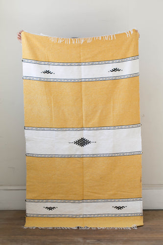 Riad Blanket - Assorted Stripes