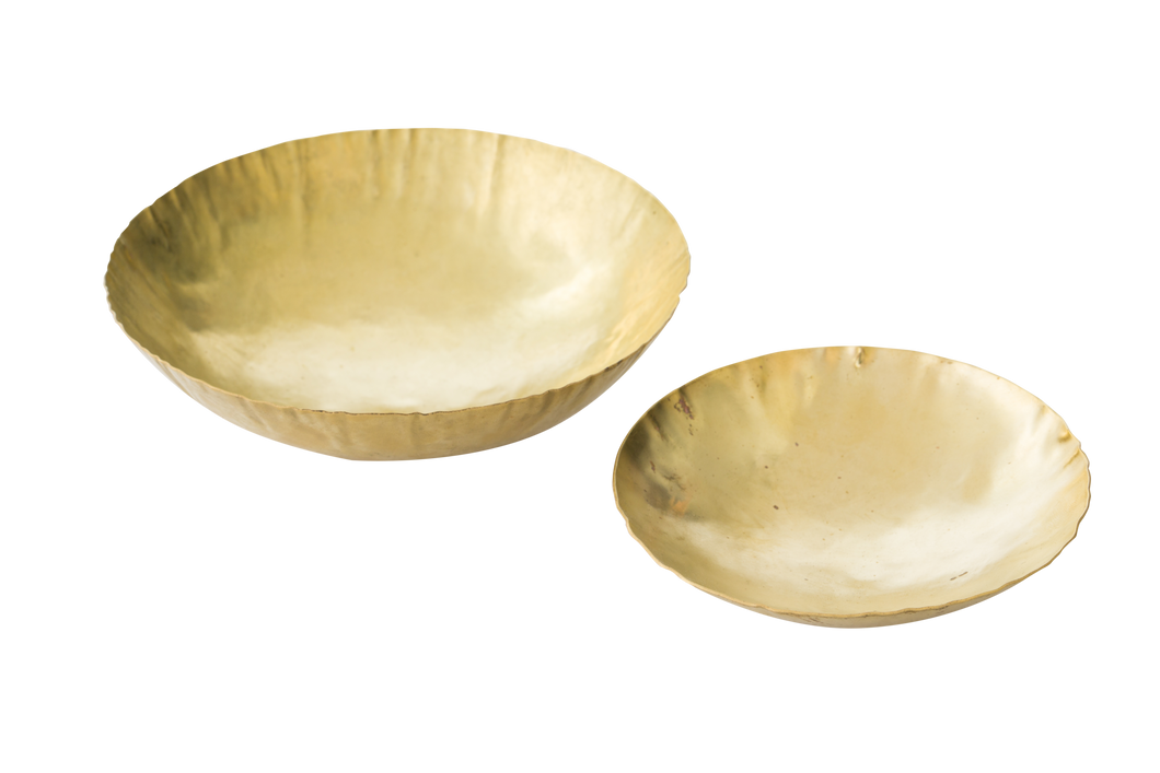 Karaouine Hammered Bowl Set