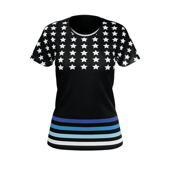 Stars In the Night Women's Shirt