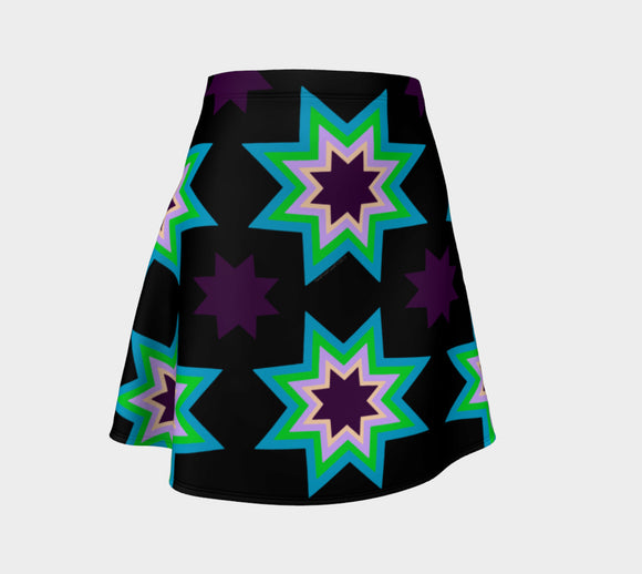 Clementine Maske Flair Skirt