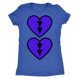 Iris Double Beat Ladies T-Shirt