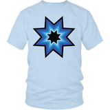 Blue Star Love Unisex T-Shirt