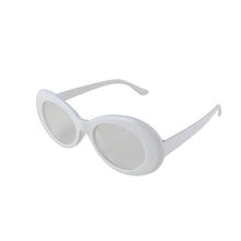 Clout Goggles White + Clear