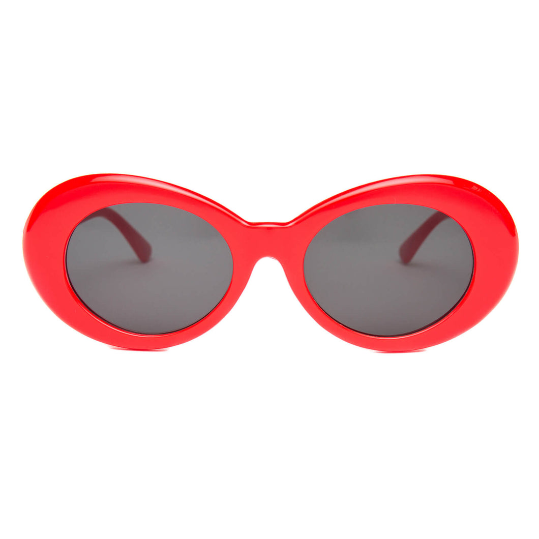 Clout Goggles Red