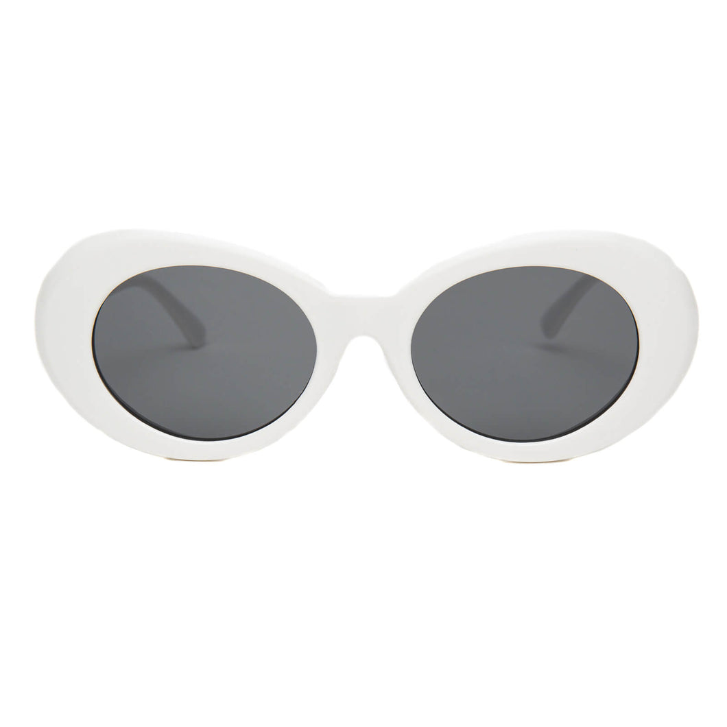 Clout Goggles White