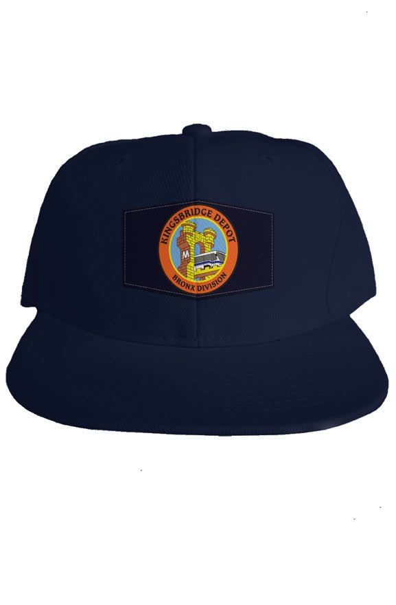 Kingsbridge Depot Snapback (printed)