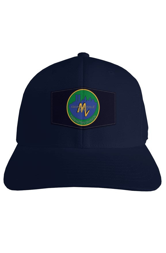 Manhattanville Depot Fitted Hat