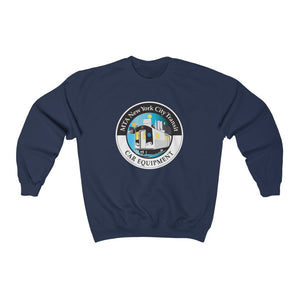 Car Equipment Crewneck Sweatshirt