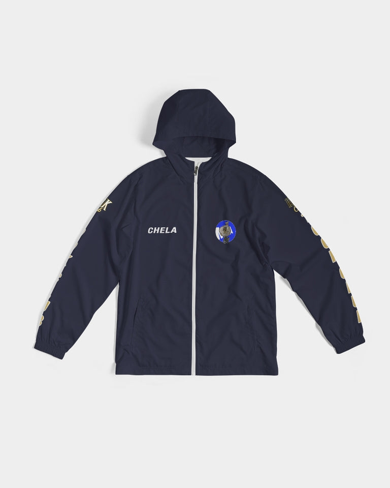 100k Men's Windbreaker