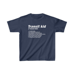 Transit Kid Tee (youth)