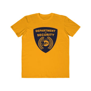 "Custom print ""Property Protection"" Tee"