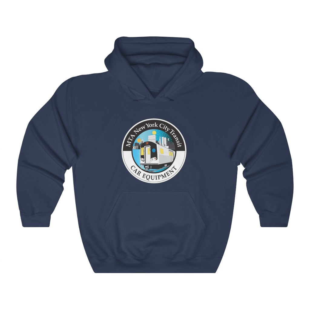 Car Equipment Hooded Sweatshirt