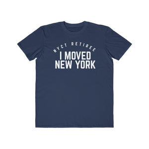 I Moved New York Tee