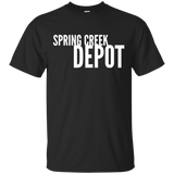 Spring Creek Depot T-Shirt