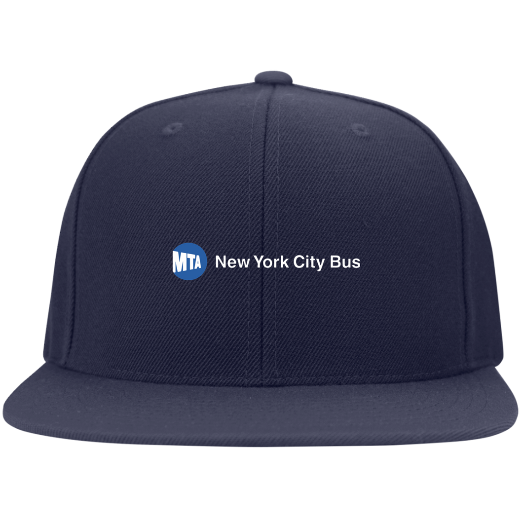 NYCT Bus Twill Flexfit Cap