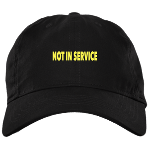 Not In Service Dad Cap