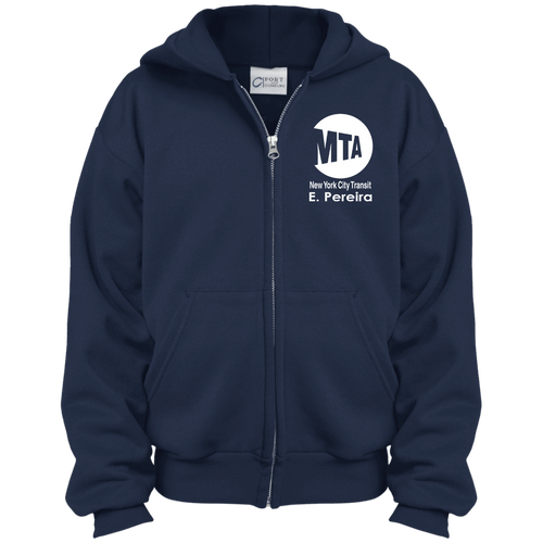 Pereria Youth Full Zip Hoodie