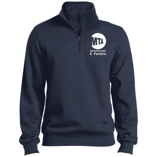 Pereria adult 1/4 Zip Sweatshirt