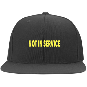 Not In Service Flexfit Cap