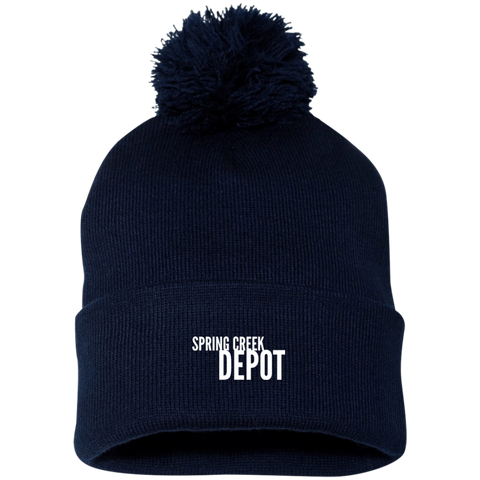 Image of Spring Creek Pom Pom Beanie