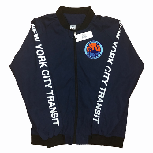 Fresh Pond Depot Bomber Jacket