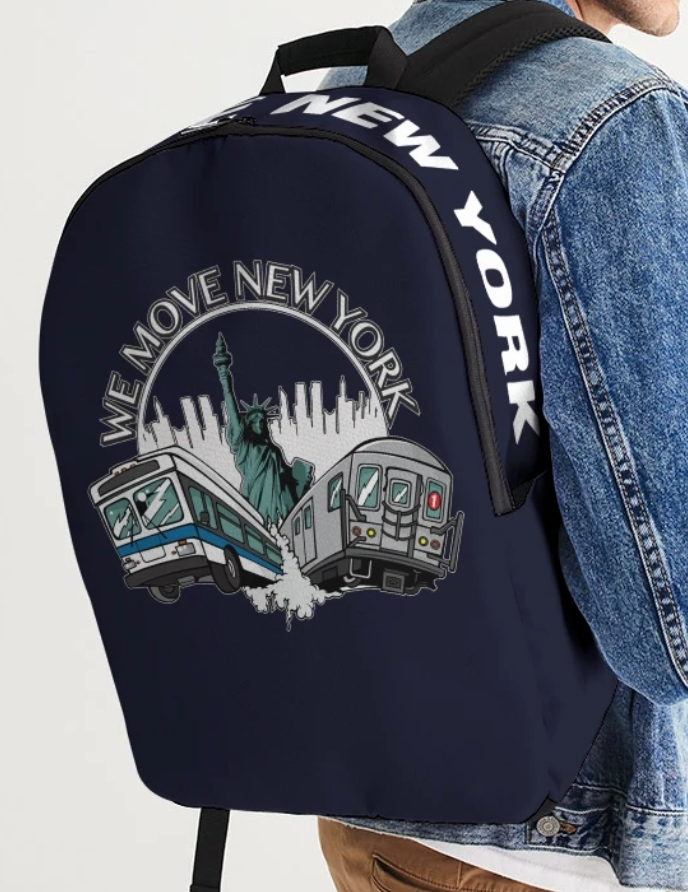 WMNY Large Backpack