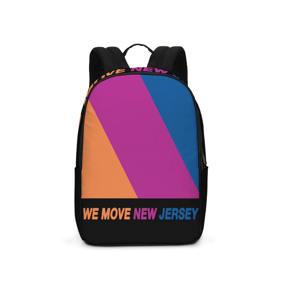 We Move New Jersey Large Backpack