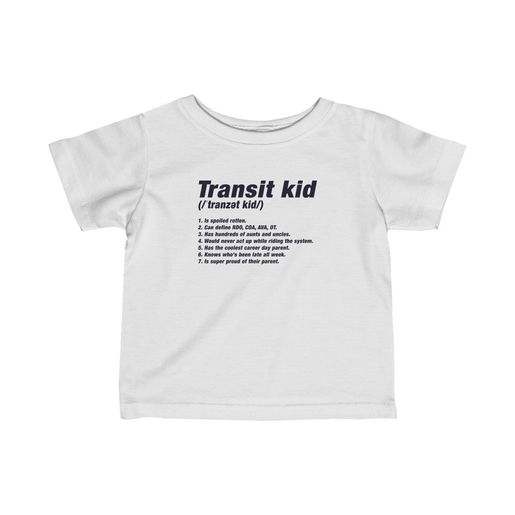 Transit Kid Tee (infant)