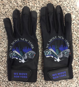 We Move New York Driving Gloves