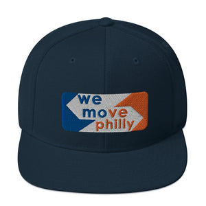 We Move Philly Snapback Hat